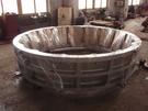 巨型全鋼工程胎活絡模