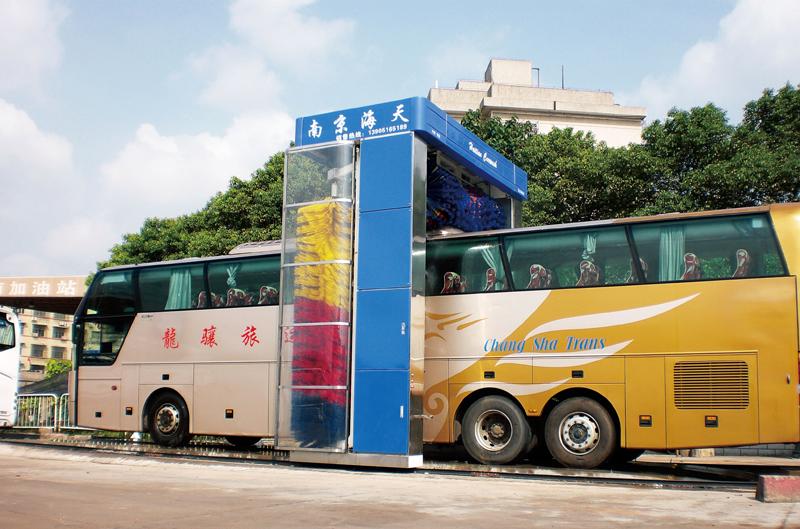 移動式巴士洗車機GH系列