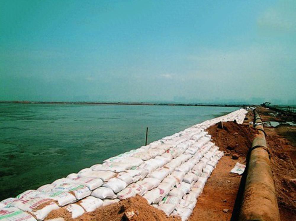 广西钦州恒通货柜码头仓储有限公司钧达码头陆域形成吹填工程