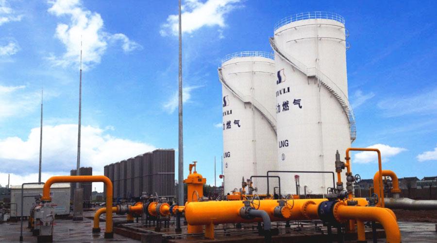 江蘇靖江LNG氣化站工程