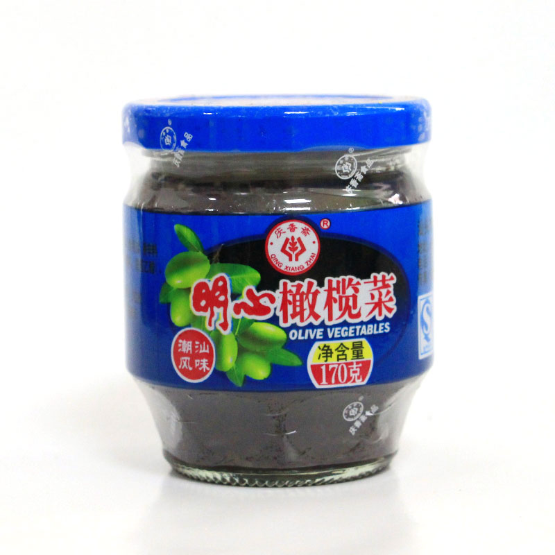 明心橄欖菜(170克)