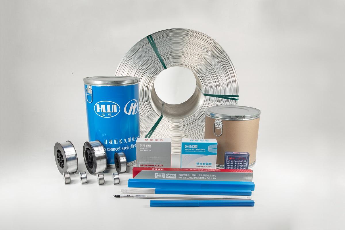 鋁及鋁合金焊絲