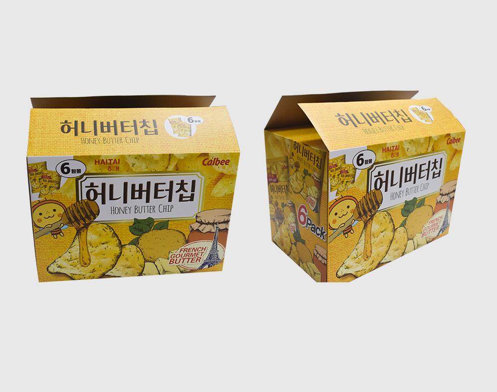 食品外箱彩盒