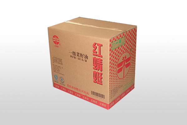 紅蜻蜓包裝箱