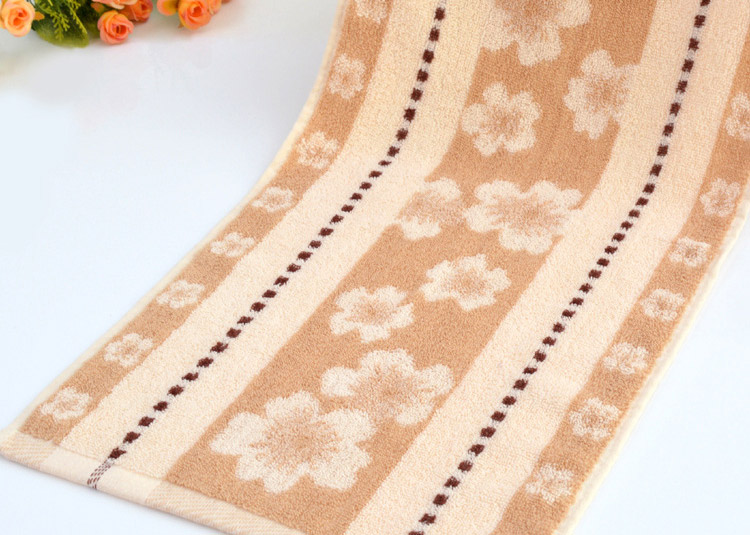 Bamboo fiber towel can be beauty