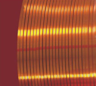 Enameled Rectangular Copper Winding Wire