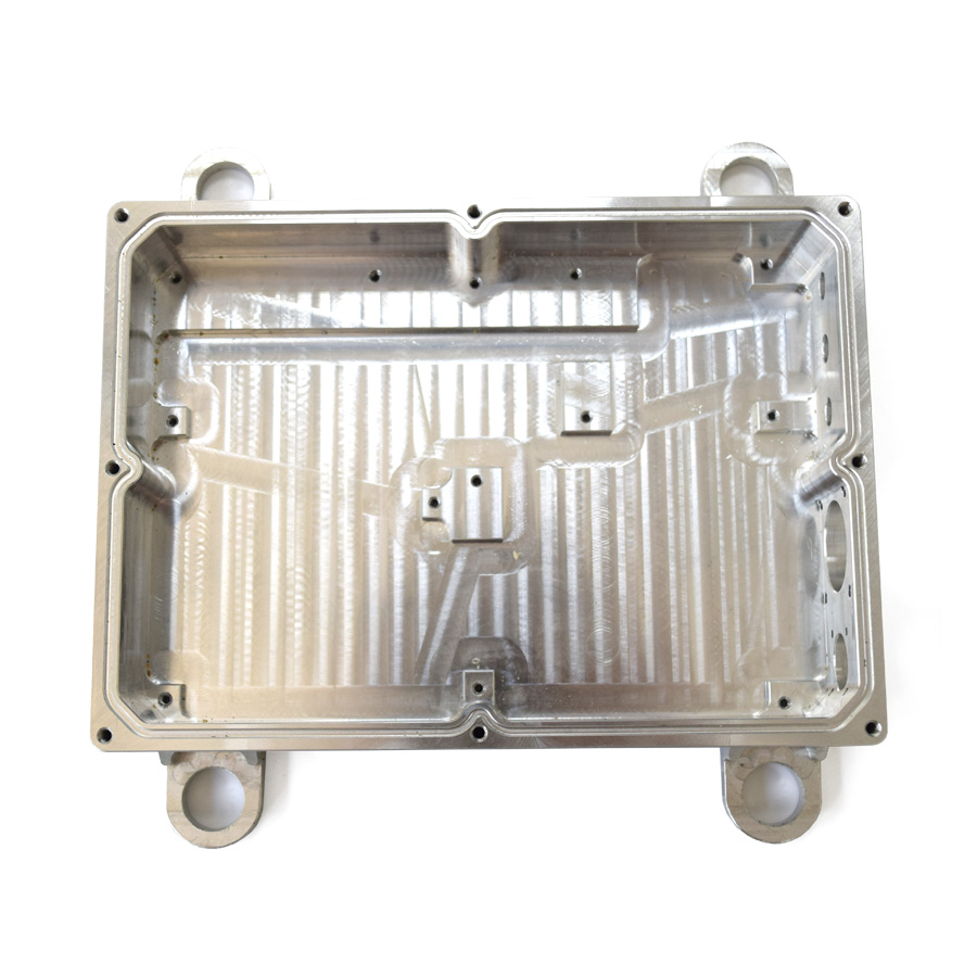 CNC Milling Turning Aluminum Part