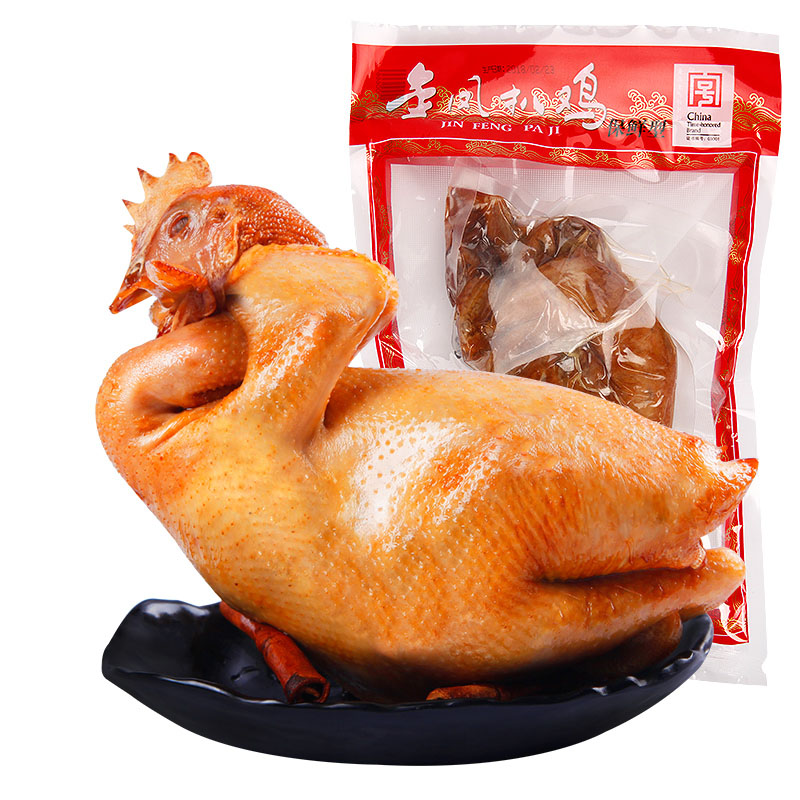 金鳳保鮮扒雞600g