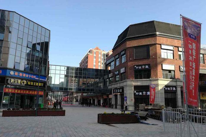 安徽宿州云集商業街4#、5#、6#、7#樓及地下車庫工程
