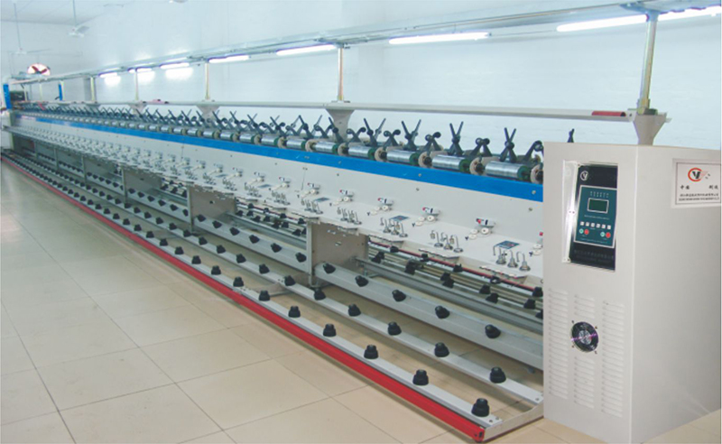 KC200 HIGH SPEED ASSEMBLY WINDER MACHINE
