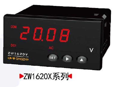 盤裝單/三相表頭ZW160X系列/165X系列/1620X系列/34X系列