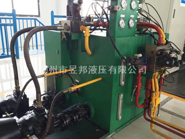 液壓啟閉機液壓系統