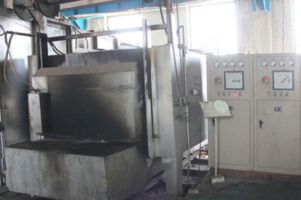 HLQ290型臺車式電阻爐