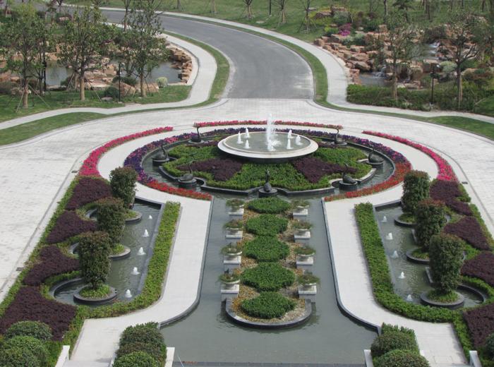 南通洲际酒店室外景观