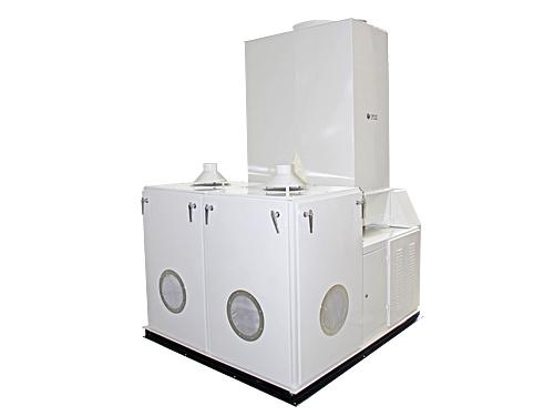 LCS-SD 臥式粉料雙工位包裝秤