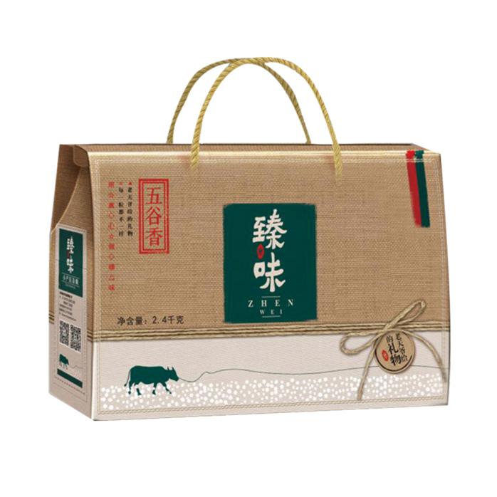 臻味杂粮礼盒2400g