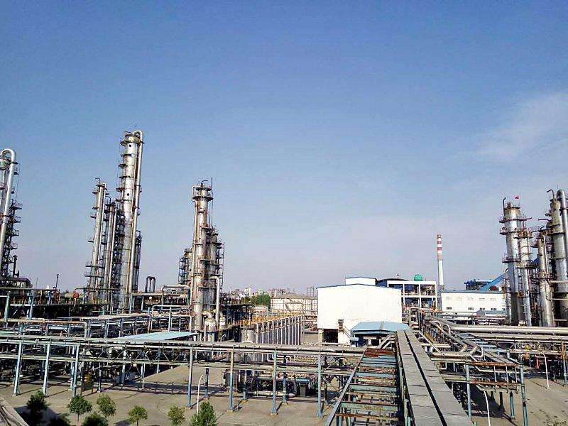 永城永金化工有限公司20萬噸/年乙二醇裝置檢修維護