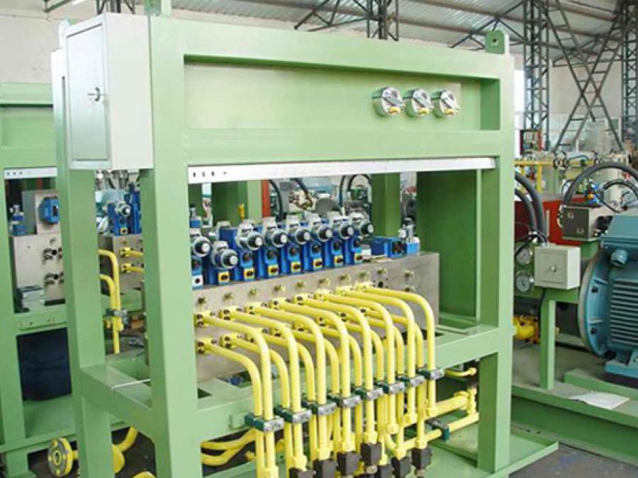 液壓控制臺