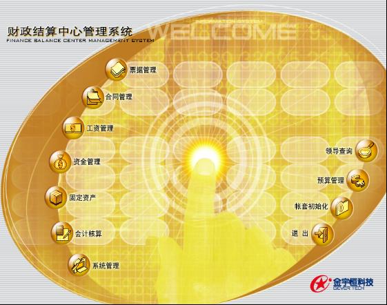 永鑫国际财务管理系统