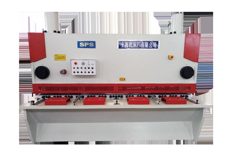 QC11Y 系列闸式剪板机