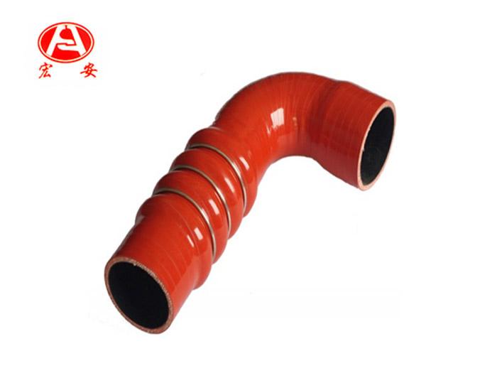 90 degree turbo slicone hose