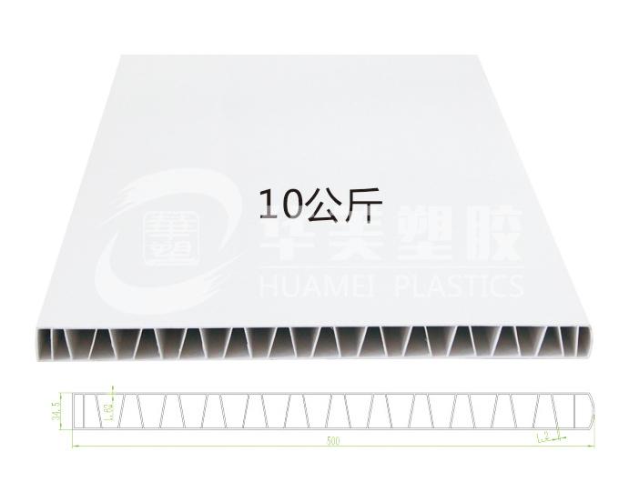 PVC擠出板