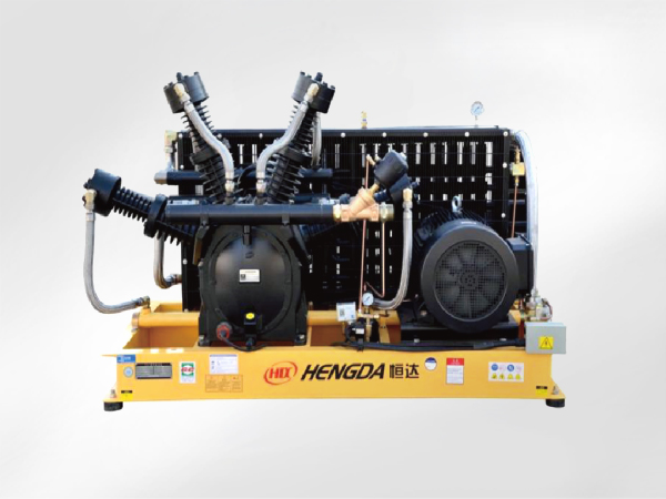 S-oil injection booster compressor