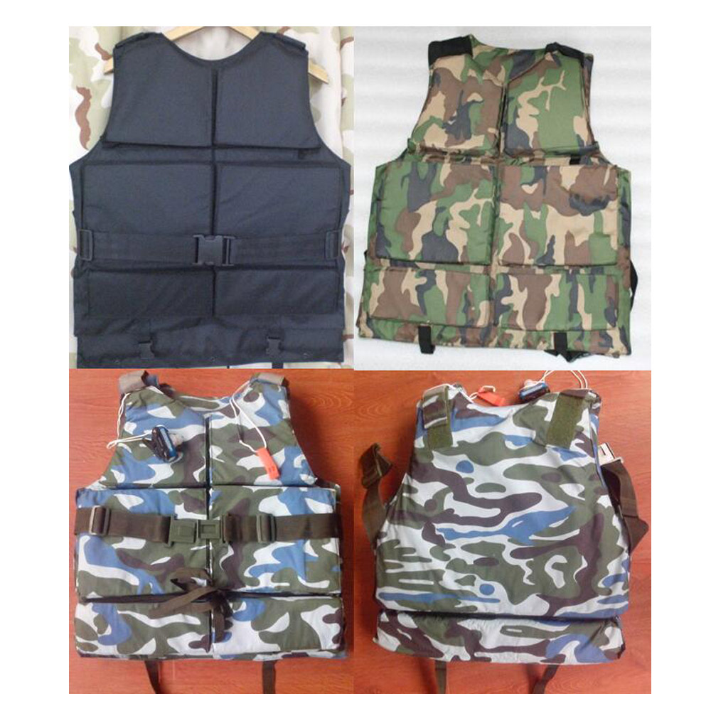 Floatation bulletproof vest