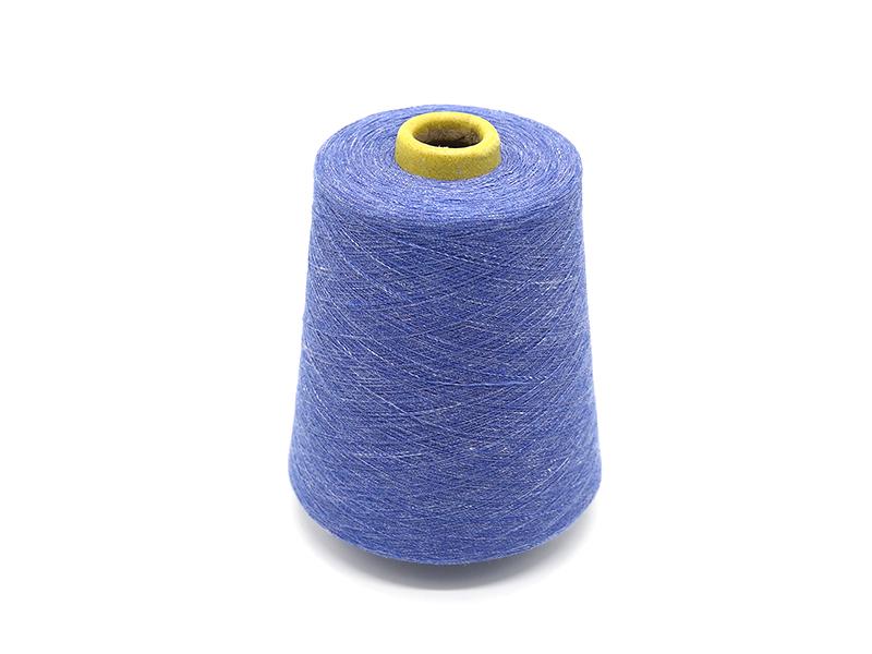 色纺AB竹节纱