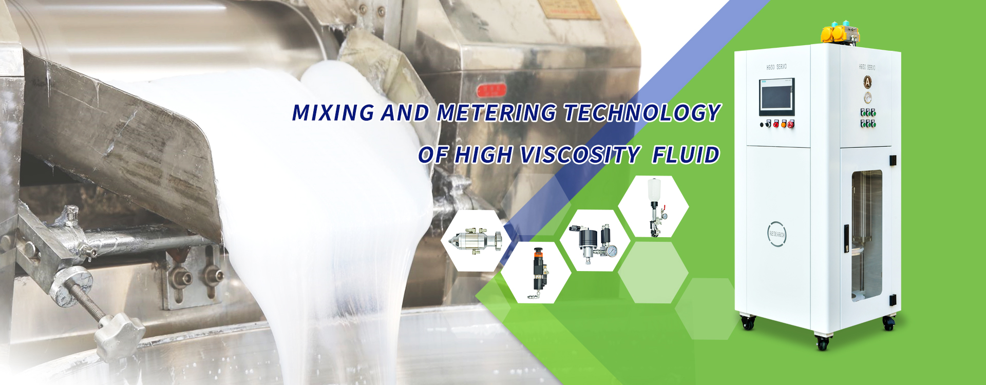 MIXING AND METERING TECHNOLOGY