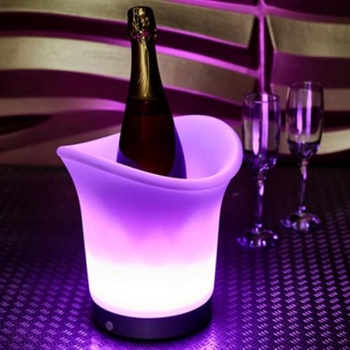 滚塑LED吧台发光家具灯饰酒柜冰桶