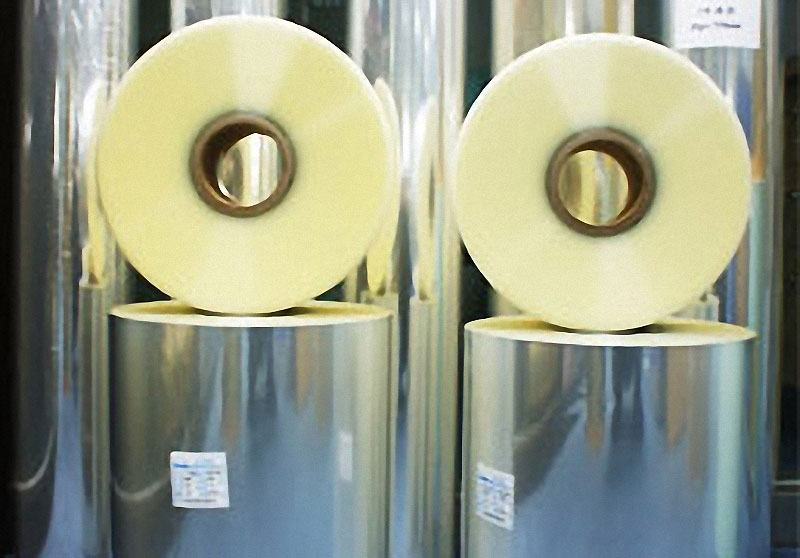 OPP鐳射基膜