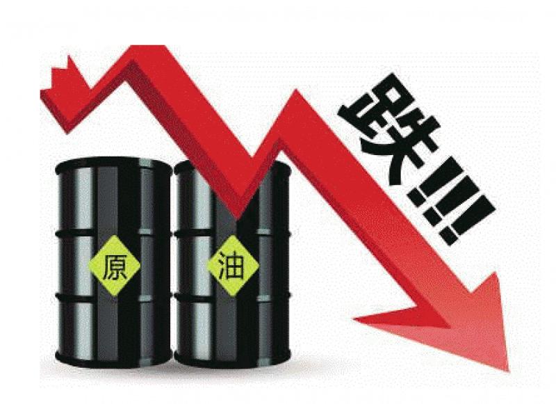 油價暴跌4% 美國原油庫存增幅大于預期 沙特或小幅下調12月原油售價