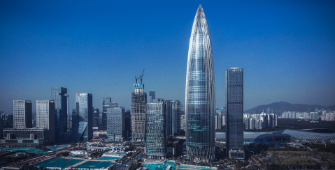 ShenZhen China Resources Tower