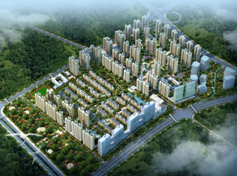 美的地產發展集團  美的林城時代
