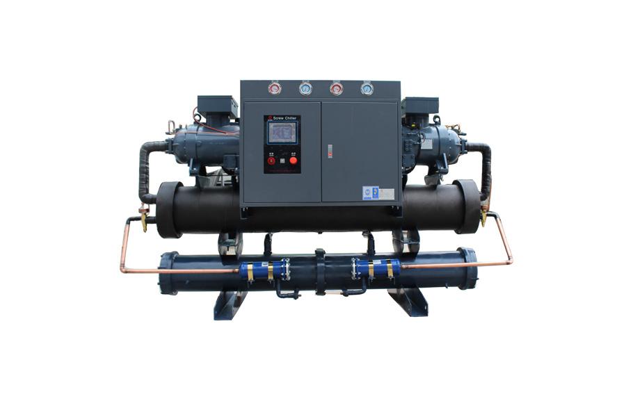 耐腐蝕(螺桿式)水冷冷水機
