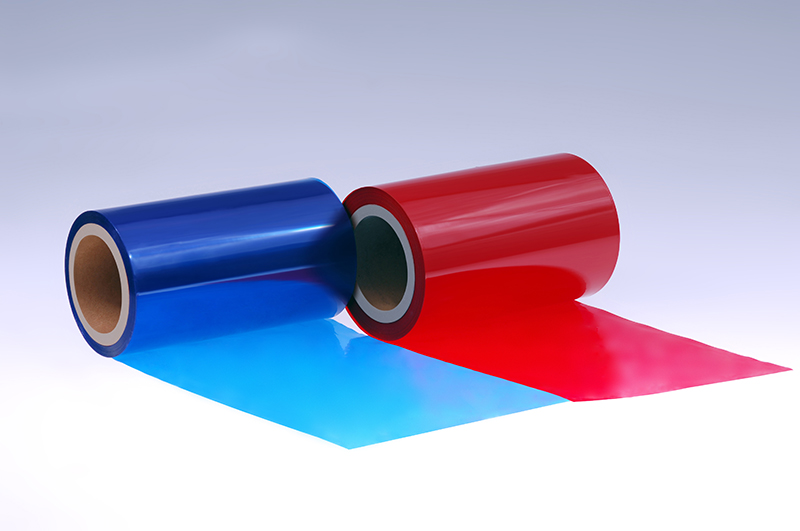 Roll Red&Blue