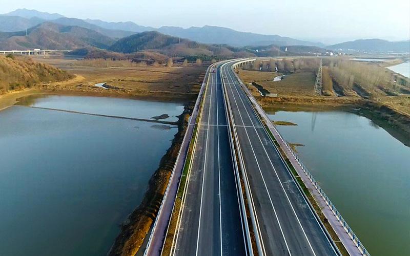 G206東流至堯渡段建設工程02標-路基工程