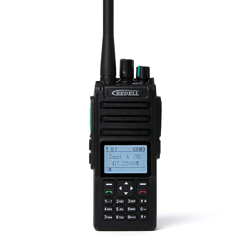 手持民用戶外自駕游數字對講機DM-1360