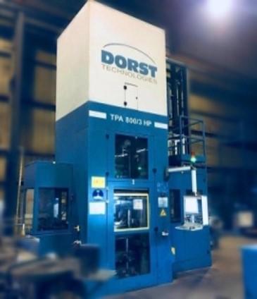 德国DORST液压式 全自动高性能800T压