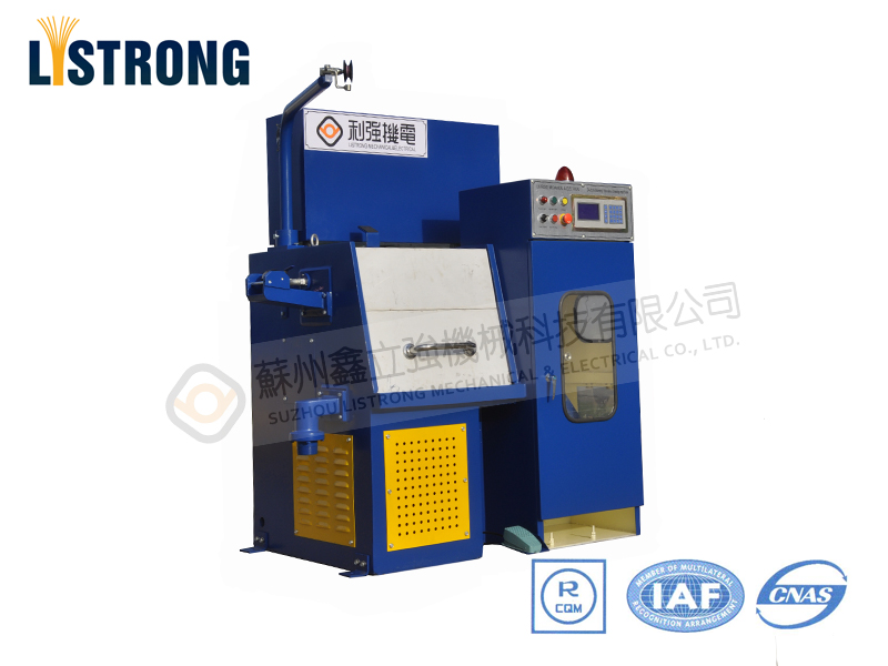24VD Extremely Fine Copper Wire Drawing Machine