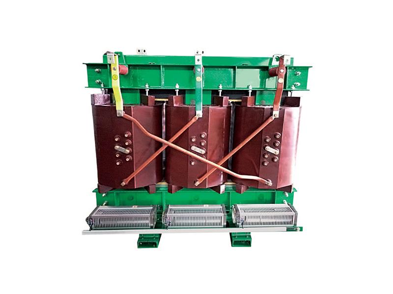 三相三柱非晶合金干式变压器