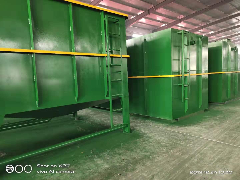 一體化污水處理:氣浮機是如何運行的呢?