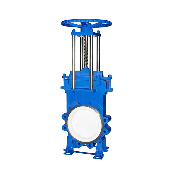 Ceramic thickener gate valve