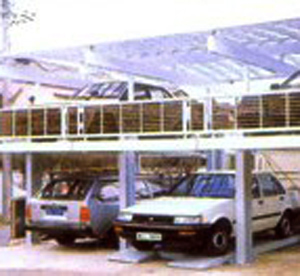 PJS 系列简易升降式停车设备