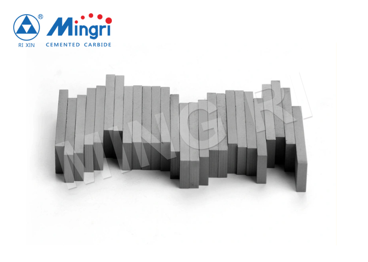 Carbide Strips for Conveyor Belt Cleaning in The Mining Sector