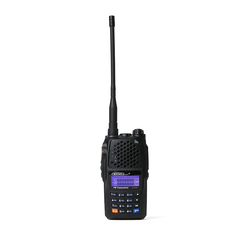 民用手持戶外調頻UV雙段對講機自駕游工地大功率車載臺R-UV80