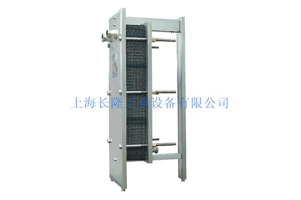 單段式板式換熱器