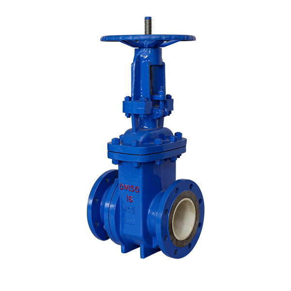 Manual ceramic slag valve
