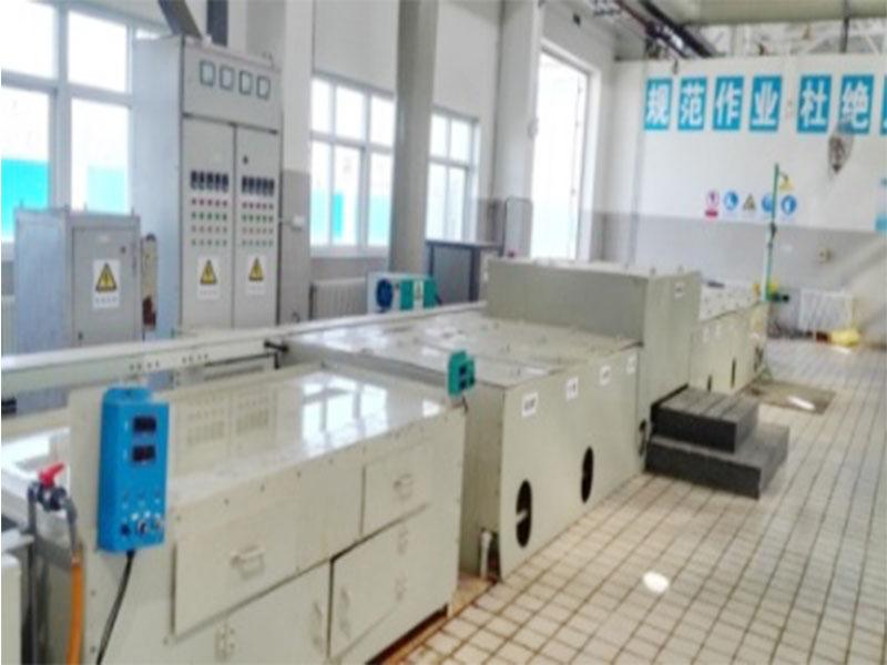 鋁合金陽極氧化生產線